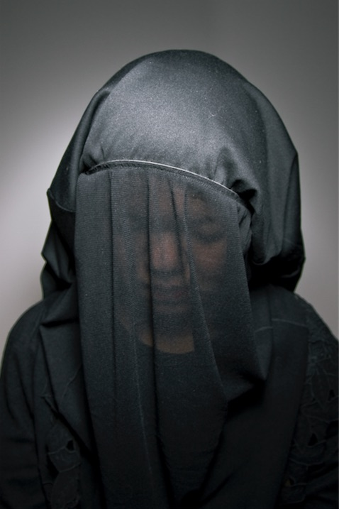 "Laura Swanson, Veil, 2008, inkjet print, 13 x 19.5"" (no frame)"