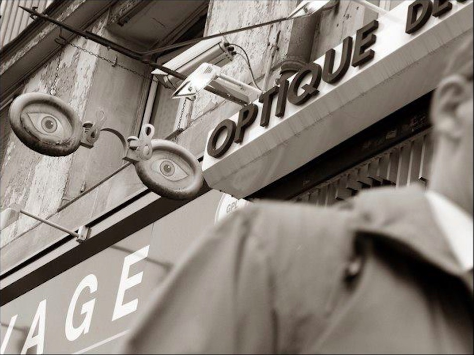 Ricardo Gil, Optique, 2005, giclée print, 16 x 20