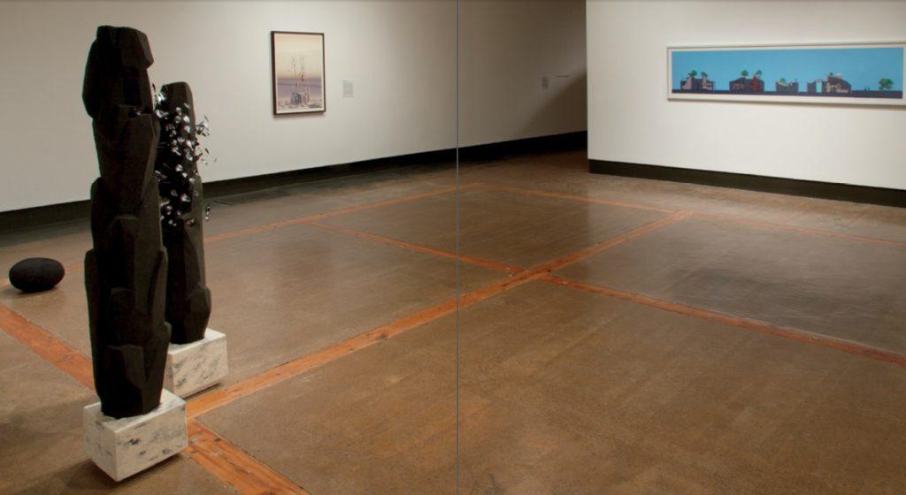 Ecotopia installation shot, Kitchener-Waterloo Art Gallery, Ontario, 2012