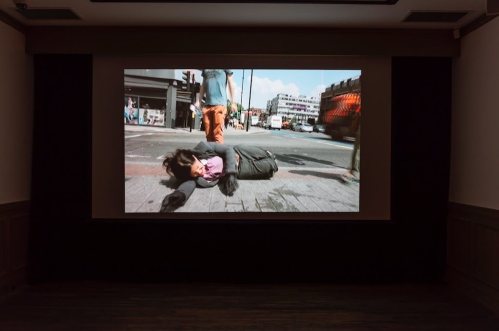 Noëmi Lakmaier, One Morning in May, 2012, Video, 48:10 minutes