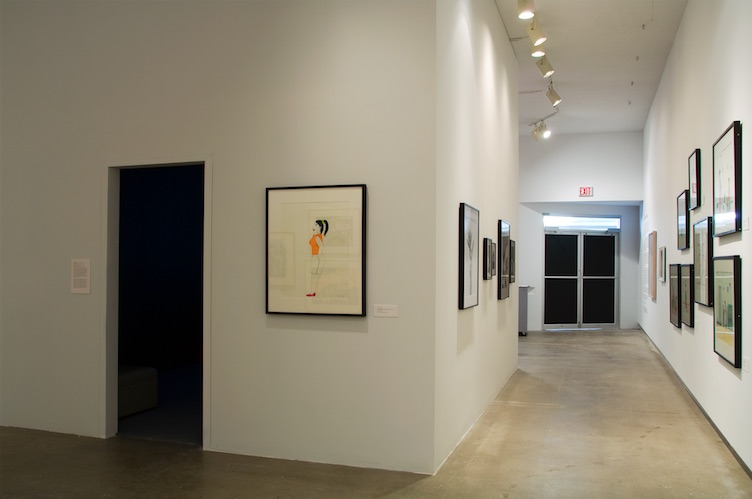 Pandora's Box installation shot, Dunlop Art Gallery, Regina, SK, 2008