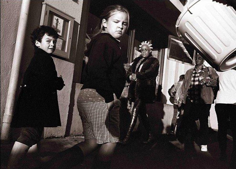 Ricardo Gil, Bad Girl, c. 2002, giclée print, 16 x 20