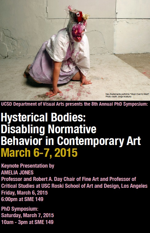 Link to Hysterical Bodies: Disabling Normative Behavior in Contemporary Art