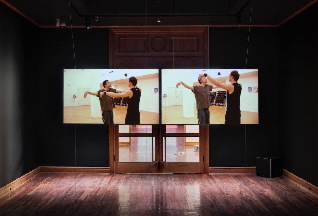Helen Dowling, Breaker, 2008, Video installation, 03:01 minutes