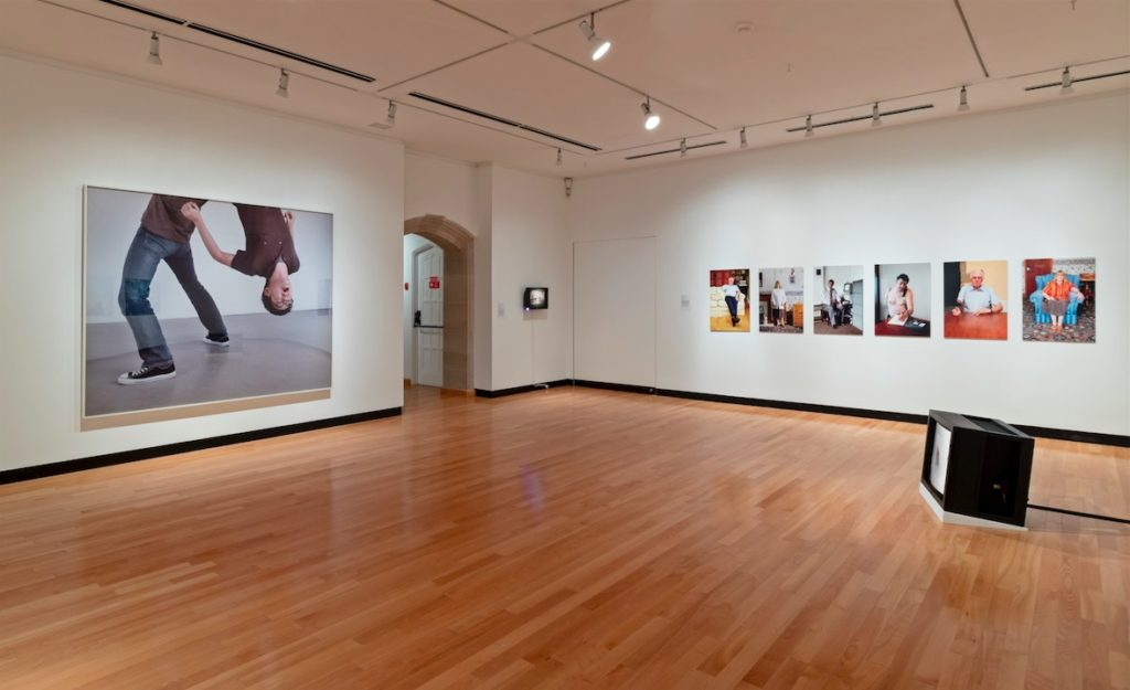 Flesh of the World installation shot, Justina M. Barnicke Gallery, University of Toronto, 2015