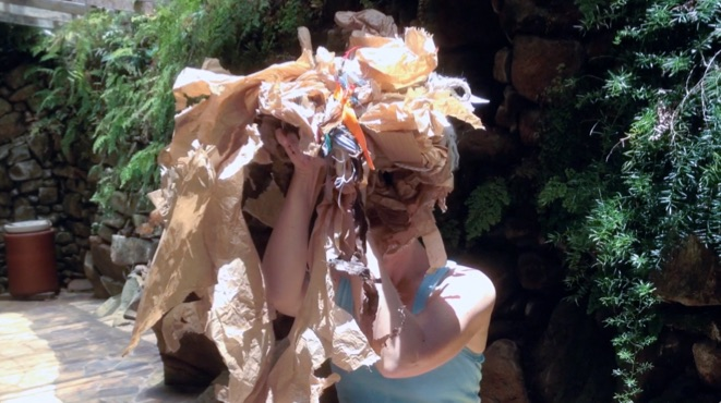 Raphaëlle de Groot, Study 5, A New Place, 2015, Video, 8:03 minutes