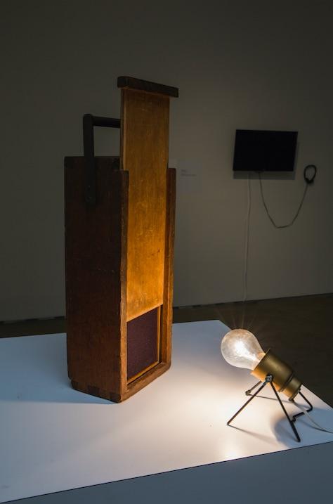Margaret Noble, What Lies Beneath, 2016, Interactive sound sculpture, Dimensions variable