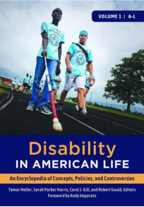 """Link to """"Disability and Contemporary Art"""" Disability in American Life: an Encyclopedia of Concepts, Policies"""